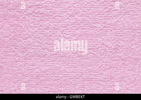 soft towel fabric texture background - Stock Photo