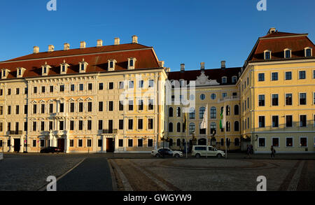 kempinski taschenbergpalais dresden saxony germany europe stock photo royalty free image. Black Bedroom Furniture Sets. Home Design Ideas