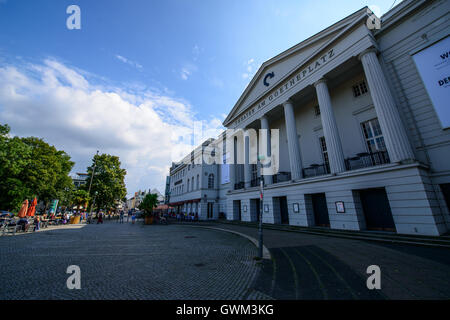 Bremen - Theater am Goetheplatz - Stock Photo