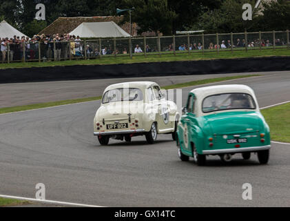 2016 Goodwood Revival - Stock Photo