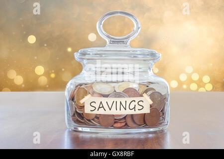 saving for future - Stock Photo