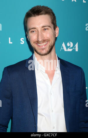 Premiere of A24's 'Equals' at ArcLight Hollywood - Arrivals  Featuring: Tom Stokes Where: Los Angeles, California, - Stock Photo