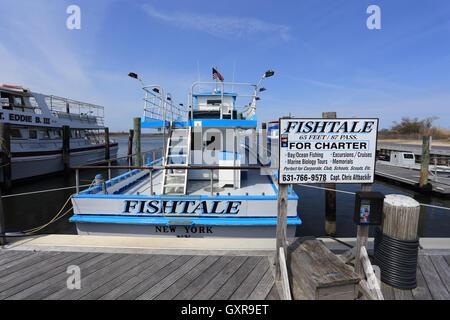 Captree charter fishing boat basin long island new york for Fishing boats long island