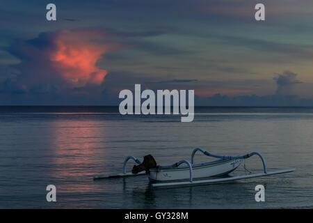 Fischerboot, Gilli Meno   fishing boat, Gilli Meno - Stock Photo