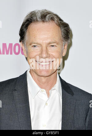 Beverly Hills, CA, USA. 17th Sept, USA. Bruce Greewood attends the 5th Annual Women Making History Brunch at the - Stock Photo