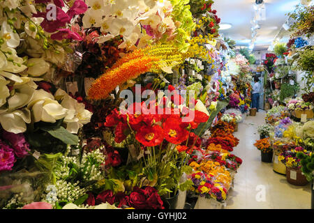 Flower district west 28th street nyc stock photo 36357061 alamy silk flower store nyc stock photo mightylinksfo