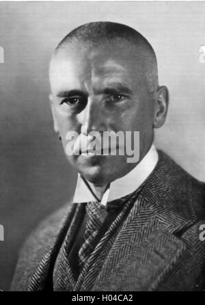 WILHELM FRICK (1877-1946) as Reich Minister  of the Interior about 1934 - Stock Photo