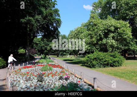 Berlin  Volkspark - Stock Photo