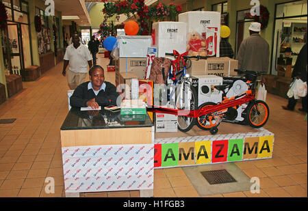 Retail , Mbabane, Kingdom of Swaziland - Stock Photo