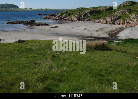 Fionnphort, Isle of Mull, Scotland - Stock Photo