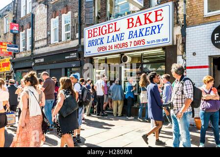 Brick Lane Street Food Opening Hours