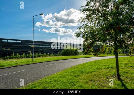 The Experian data centre building, Mere Way, Ruddington Fields Business Park, Ruddington, Nottingham, England, UK - Stock Photo