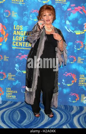 Ann Walker at arrivals for LGBT Center 47th Anniversary Gala Vanguard Awards, Pacific Design Center, West Hollywood, - Stock Photo