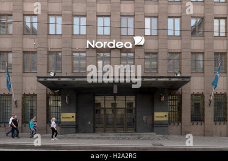 Nordea Stock Helsinki