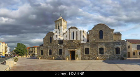 Church of St. Lazarus in Larnaca (Cyprus). - Stock Photo