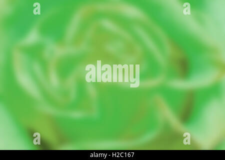 background blurred green and brown abstract shapes - Stock Photo
