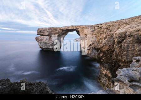 Azure Window, Gozo, Malta - Stock Photo
