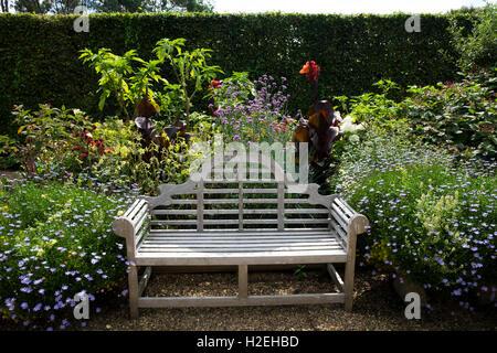 East Ruston Old Vicarage Garden Norfolk England Uk Patio