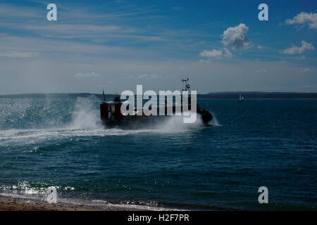 HOVERCRAFT, GH114, FREEDOM 90 - Stock Photo