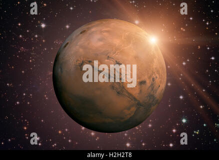 a research on the fourth planet from the sun mars Solar system vocabulary asteroid belt the area in space between mars and jupiter where a small reddish planet that is fourth from the sun a terrestrial planet.