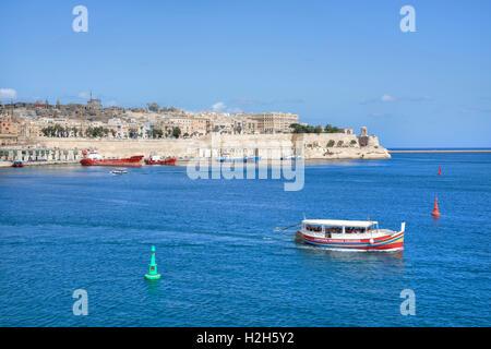 Valletta, Malta - Stock Photo