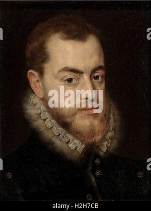 Philip II Spain - Stock Photo
