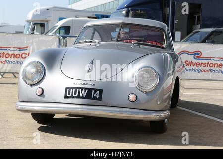 Classic Cars Silverstone Classic Stock Photo Royalty Free Image