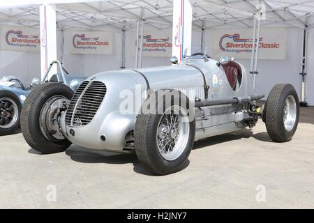 Silverstone Classic Stock Photo Royalty Free Image Alamy