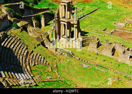 Roman Theater - Stock Photo
