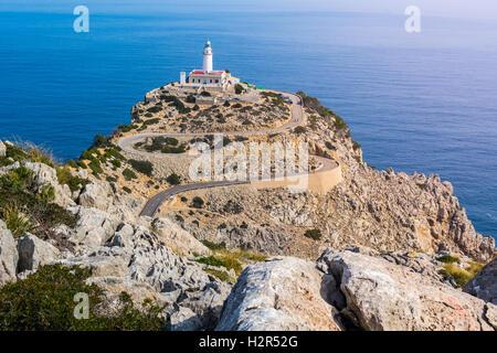 Cap Formentor, Majorca - Stock Photo