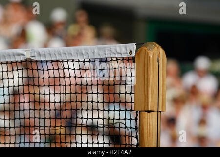 Wimbledon 2010, ITF Grand Slam Tournament, Wimbledon, England, United Kingdom, Europe - Stock Photo