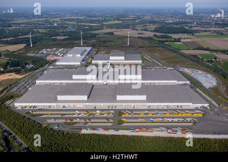 aerial view ikea logistics centre ellinghausen dortmund ruhr stock photo royalty free image. Black Bedroom Furniture Sets. Home Design Ideas
