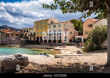 Algajola, Corsica
