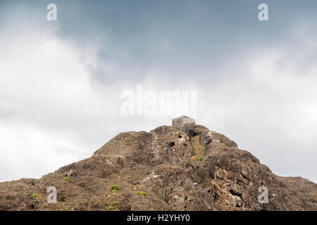 Tower in Muscat, Oman - Stock Photo