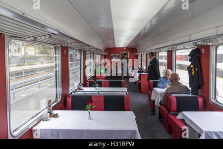 interior of vintage railcar sbb rae 2 4 1001 roter pfeil operated stock photo royalty free. Black Bedroom Furniture Sets. Home Design Ideas