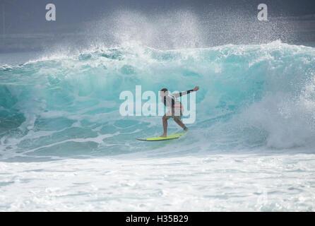 Canary Islands Huge Swell