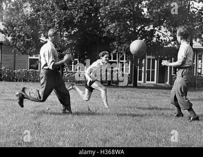 Labor camp at Berlin, 1939 - Stock Photo