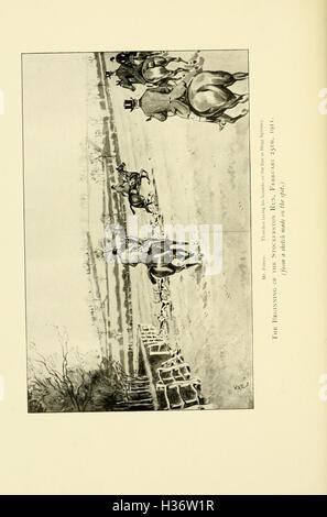Annals of the Billesdon hunt (Mr. Fernie's) 1856-1913 BHL203 - Stock Photo
