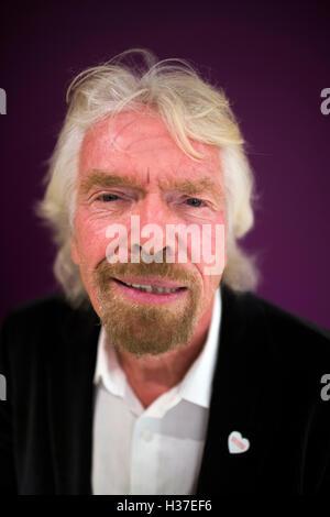 Sir Richard Charles Nicholas Branson (born 18 July 1950) is an English business magnate, investor, and philanthropist.[4] - Stock Photo