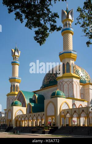 Indonesia, Lombok, Mataram, Jalan Langko, Islamic Centre NTB mosque Stock Photo: 122541753  Alamy
