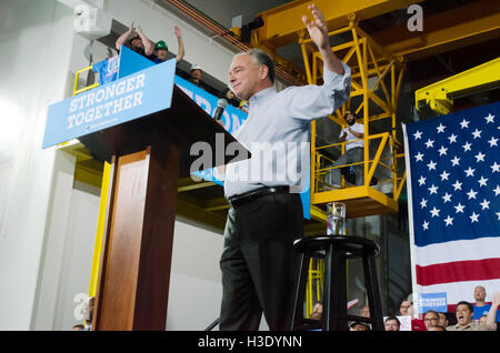 Las Vegas, Nevada, USA. 6th October, 2016.  Credit:  The Photo Access/Alamy Live News - Stock Photo