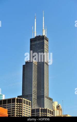 Usa Illinois Chicago Chicago 39 S Willis Tower Formerly