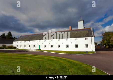 Dallas Dhu Whisky distillery, Sottland, UK - Stock Photo