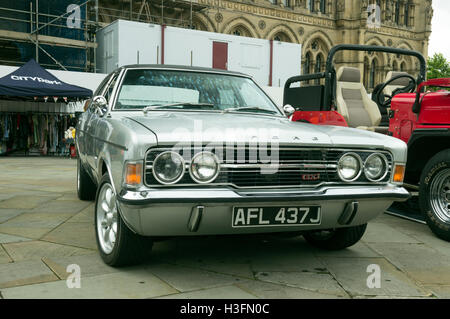 Ford Cortina Mark 3 GTI - Stock Photo