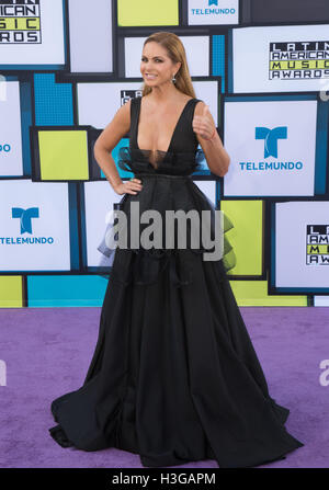 Hollywood, California, USA. 6th Oct, 2016. Lucero attends the 2016 Latin American Music Awards at Dolby Theatre - Stock Photo