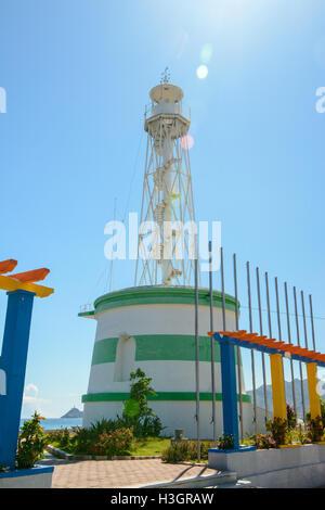 Lighthouse in Dili, Timor Leste - Stock Photo