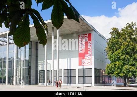 München, Munich: Pinakothek der Moderne ((Art) Gallery of the Modern), Oberbayern, Upper Bavaria, Bayern, Bavaria, - Stock Photo