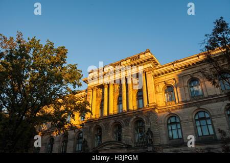 Berlin's Naturkundemuseum (Museum of Natural History) - Stock Photo