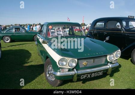 triumph vitesse herald british sports car - Stock Photo