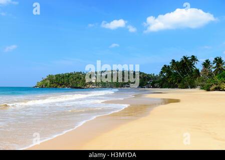 Mirissa Beach, Sri Lanka - Stock Photo